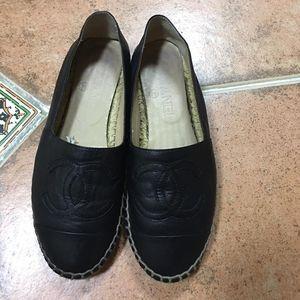 CHANEL 香奈儿渔夫鞋休闲鞋