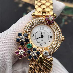 Van Cleef Arpels 梵克雅宝高级珠宝腕表
