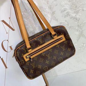 Louis Vuitton 路易·威登老花方盒子手提单肩包