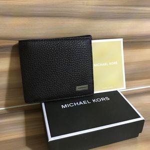 Michael kors 迈克.科尔斯男士纯皮钱包