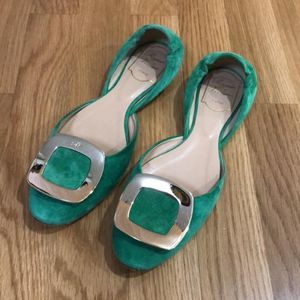 Roger Vivier 罗杰·维维亚经典芭蕾舞鞋