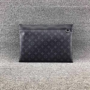 Louis Vuitton 路易·威登黑花男士手拿包