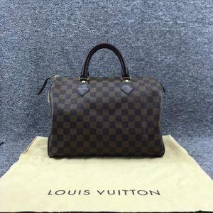 Louis Vuitton 路易·威登sp30女士棋盘格枕头包
