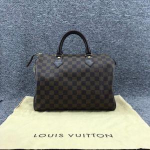 Louis Vuitton 路易·威登女士棋盘格枕头包