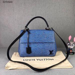 Louis Vuitton 路易·威登Cluny bb 限量水波纹手提单肩包