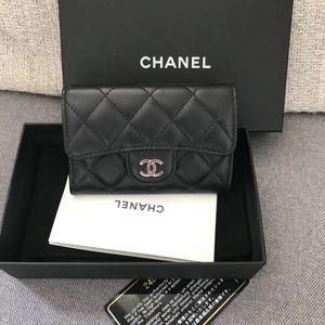 CHANEL 香奈儿黑色钱包