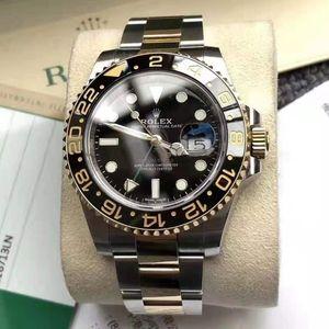Rolex 劳力士格林尼治系列116713-LN-78203机械腕表