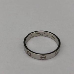 Cartier 卡地亚戒指