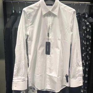 DOLCE&GABBANA 杜嘉班纳白色衬衫