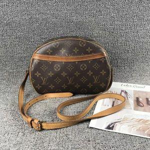 Louis Vuitton 路易·威登老花苹果单肩包