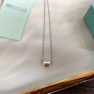 Tiffany & Co. 蒂芙尼小豌豆项链