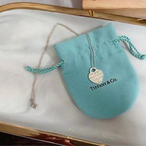 Tiffany & Co. 蒂芙尼纽约大道爱心项链项链