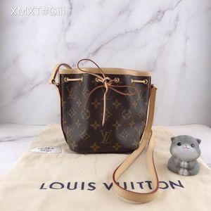 Louis Vuitton 路易·威登水桶单肩包