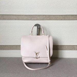 Louis Vuitton 路易·威登粉金荔枝皮手提单肩包