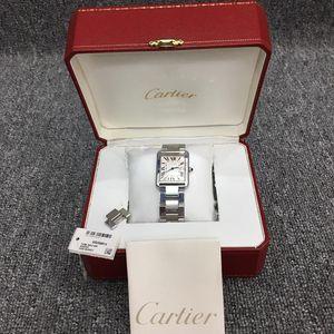 Cartier 卡地亚坦克系列腕表