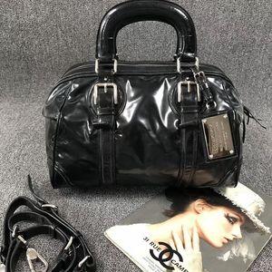 DOLCE&GABBANA 杜嘉班纳黑色手提包