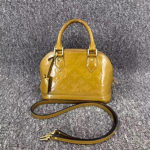 Louis Vuitton 路易·威登漆皮手提单肩包