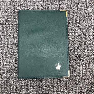 Rolex 劳力士绿色卡包