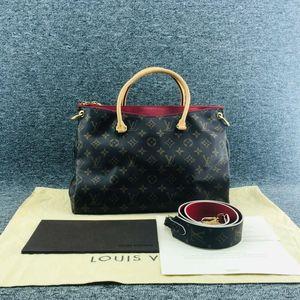 Louis Vuitton 路易·威登经典老花传奇女士手提单肩包