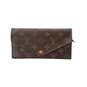 Louis Vuitton 路易·威登老花豆豆长款钱包