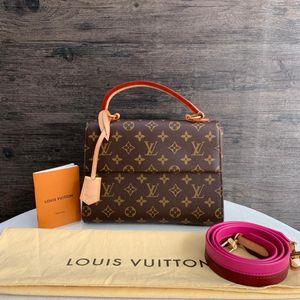 Louis Vuitton 路易·威登经典款老花cluny bb单肩包