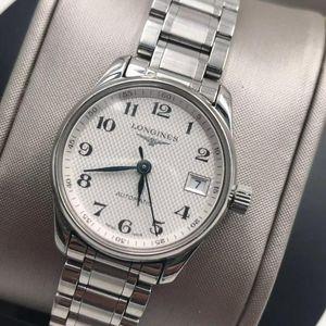 LONGINES 浪琴名匠L2.128 女士25.5盘自动机械腕表