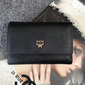 MCM  三折钱包
