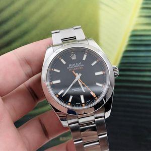 Rolex 劳力士闪电针116400自动机械表