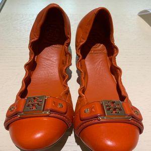 Tory Burch 托里·伯奇经典芭蕾鞋