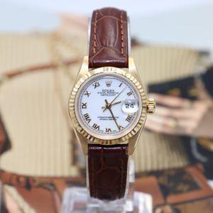 Rolex 劳力士经典日志女士自动机械腕表