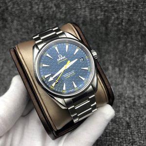 OMEGA 欧米茄海马系列男士机械腕表231.10.42.21