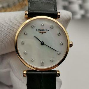 LONGINES 浪琴嘉兰系列女士石英手表