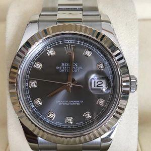 Rolex 劳力士日志型手表