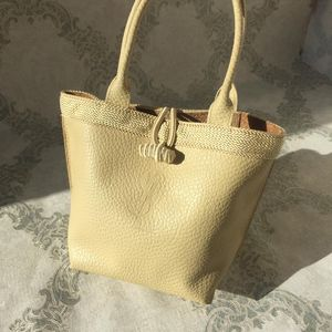 Yves Saint Laurent 伊夫·圣罗兰小牛皮子母包手提包