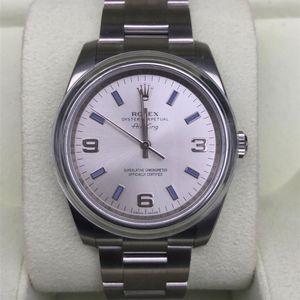 Rolex 劳力士114200男士自动机械腕表