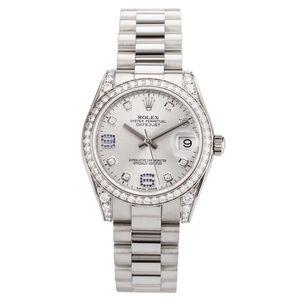 Rolex 劳力士女装日志机械腕表