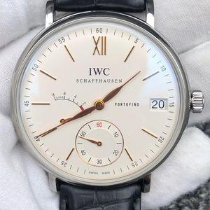 IWC 万国柏涛菲诺系列型号IW510103手动机械男士腕表