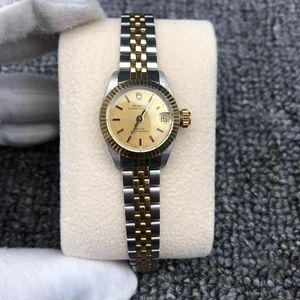 Tudor 帝舵公主系列18k黄金女士机械腕表
