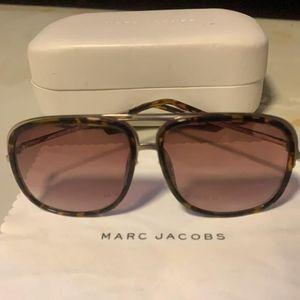 Marc Jacobs 马克·雅可布茶色太阳镜