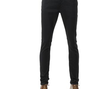 Emporio Armani 安普里奥·阿玛尼男士纯色简约时尚牛仔裤-