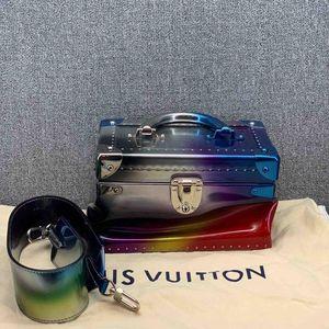 Louis Vuitton 路易·威登 炫彩City trunk化妆包