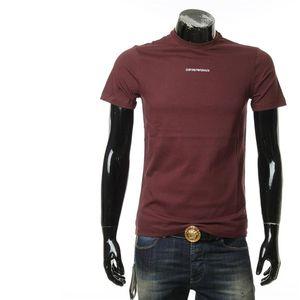 Emporio Armani 安普里奥·阿玛尼男休闲短袖圆领T恤