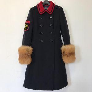 Miu Miu 缪缪大衣