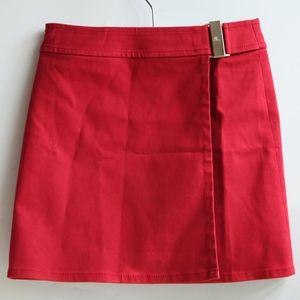 Burberry 博柏利蓝标YF07103棉质休闲短裙半身裙