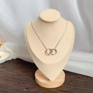 Tiffany & Co. 蒂芙尼大号双圈项链