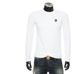 Emporio Armani EA7 阿玛尼印花男长袖圆领T恤