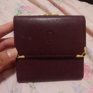 Cartier 卡地亚短款钱包