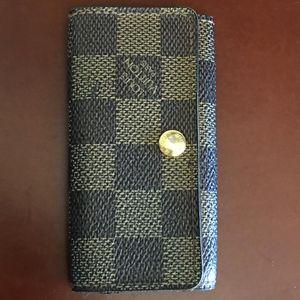 Louis Vuitton 路易·威登棋盘格钥匙包