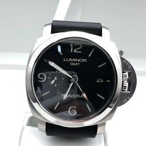 Panerai 沛纳海GMT双时区男士运动腕表