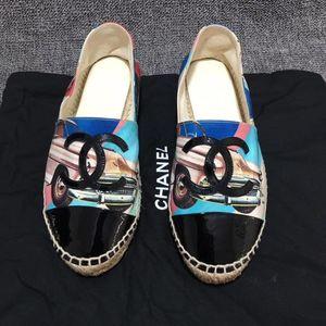 CHANEL 香奈儿渔夫鞋